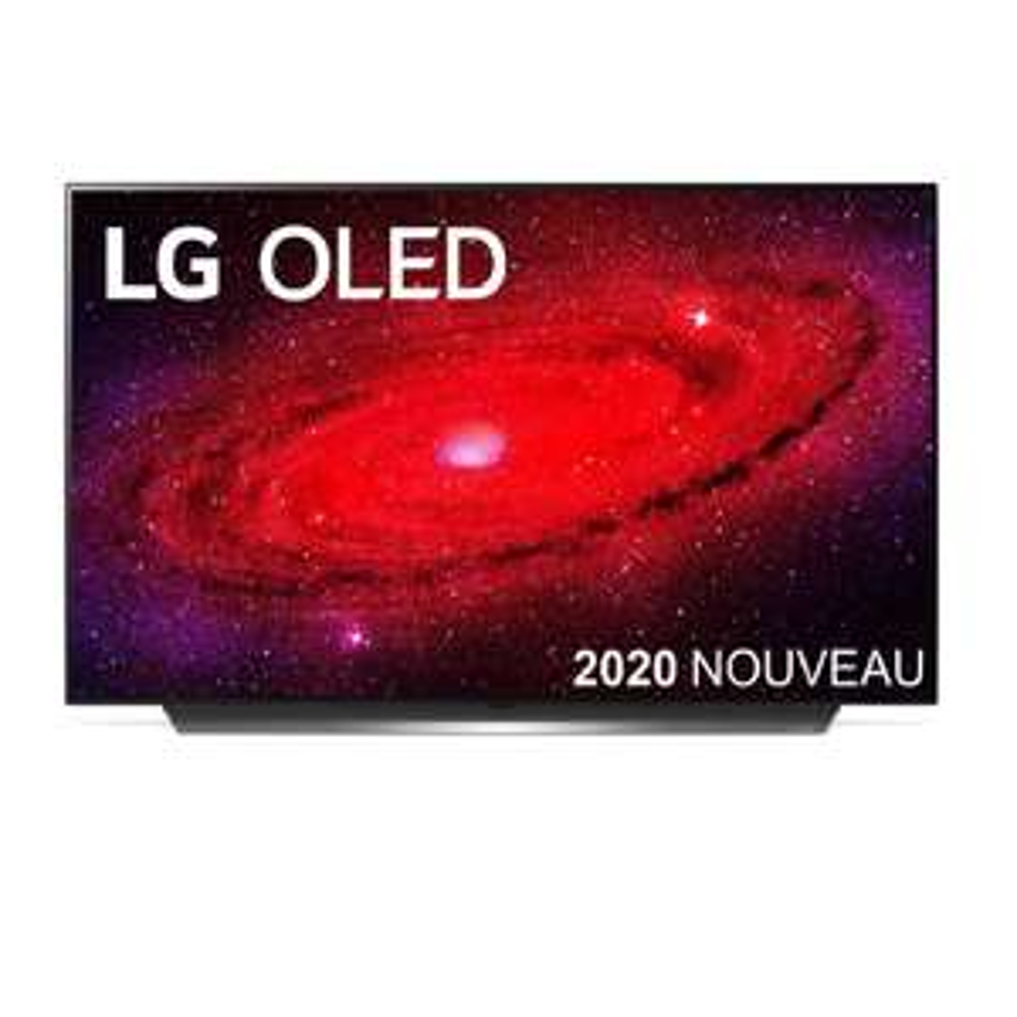 "TV 55"" LG OLED55CX3 - 4K, OLED, Cinéma HDR, 100Hz, HDMI 2.1, Dolby Vision iQ & Atmos, FreeSync, Smart TV (1092€ avec RAKUTEN30 + 112€ de RP)"