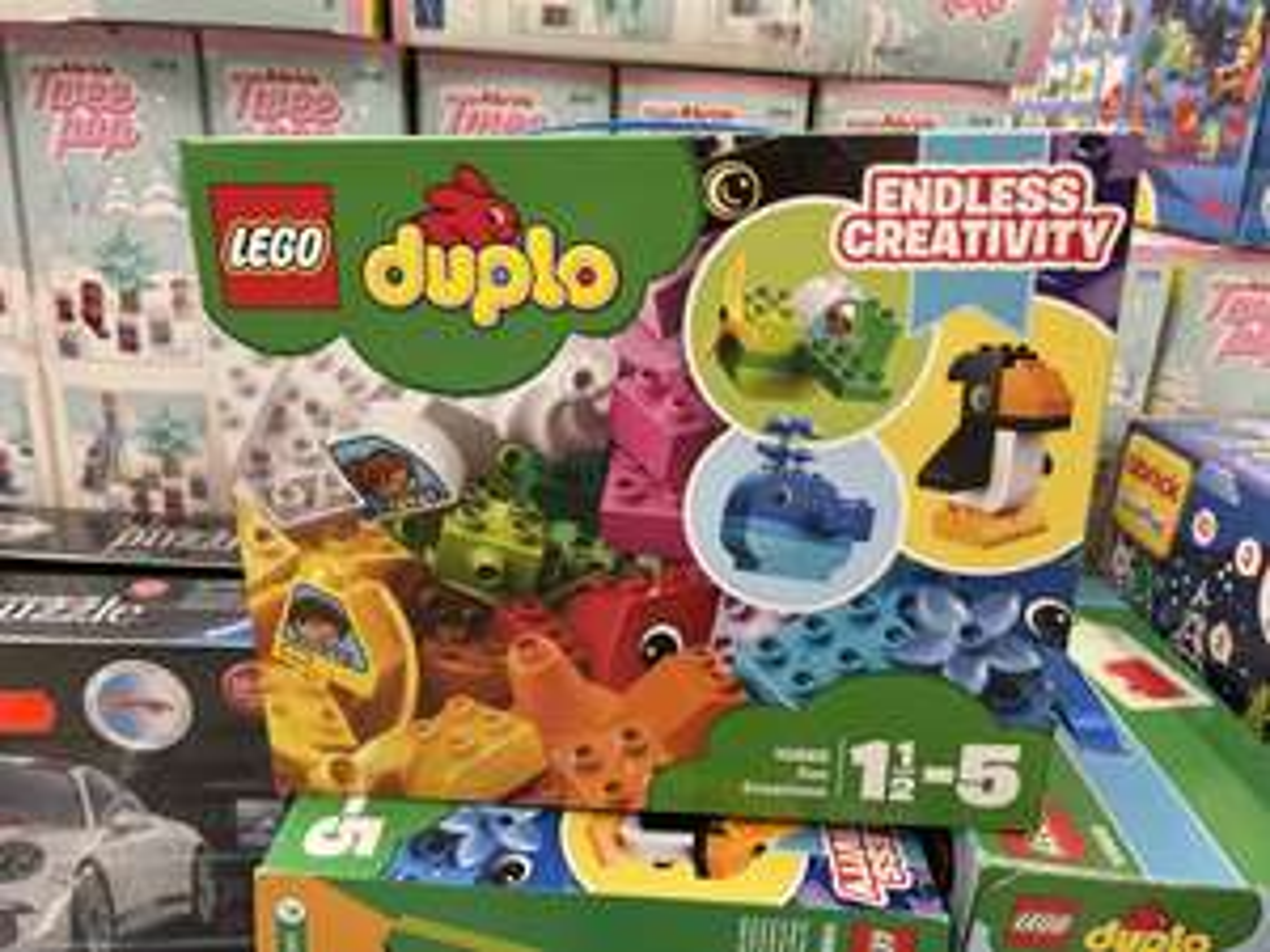 Jouet Lego Duplo - Les créations amusantes (10865) - Ollioules (83)