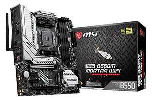 Carte Mere MSI Mag B550M Mortar WiFi
