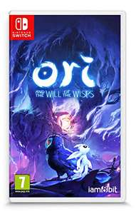 Ori and The Will of the Wisps sur Nintendo Switch