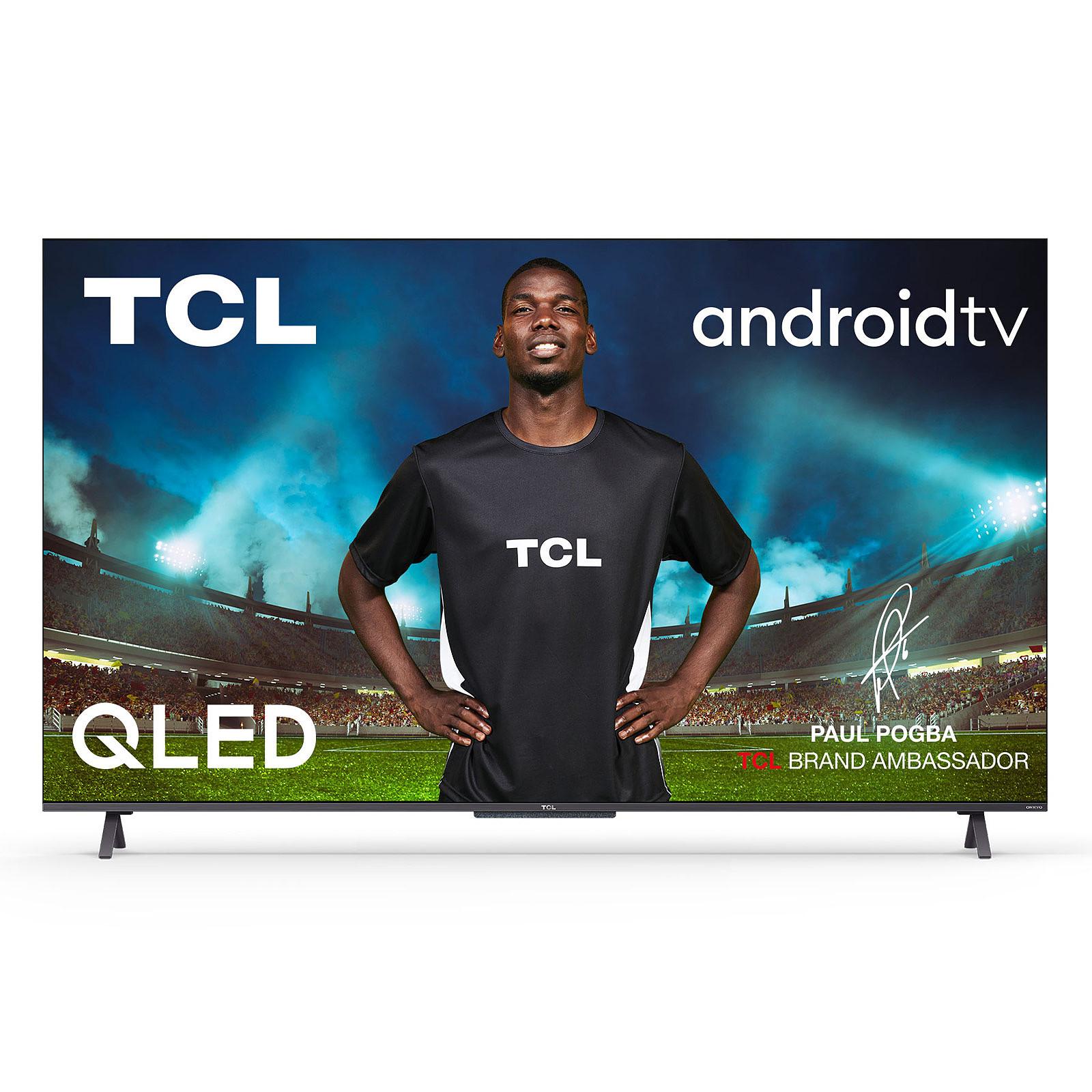 "TV 75"" TCL 75C725 (2021) - QLED, 4K UHD, HDR Pro, Dolby Vision, Android TV (+ 35.70€ en Rakuten Points) - Boulanger (Via ODR 200€)"