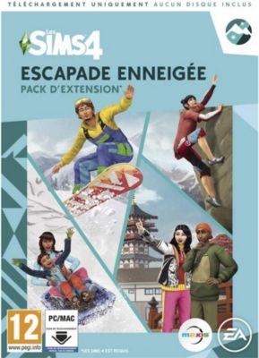 Extension Les Sims 4 Escapade enneigée sur PC