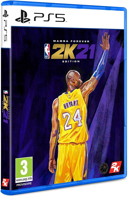 NBA 2K21 sur PS5 Edition Delux Mamba Forever - Okabé Le kremlin-Bicêtre (94)