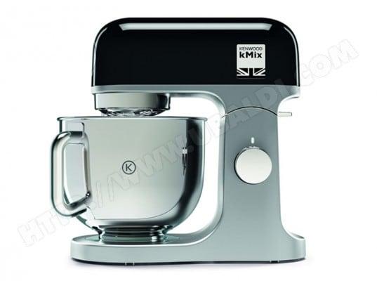 Robot pâtissier multifonction Kenwood KMix KMX750BK - 1000 W, 5 L