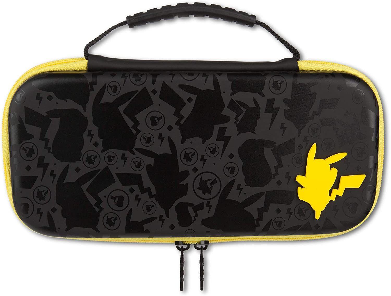 Pochette de Transport - Pokémon Pikachu Silhouette pour Nintendo Switch
