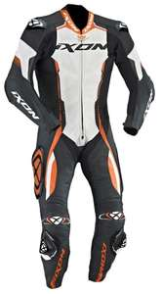 Combinaison moto en cuir Ixon Vortex - Taille XL