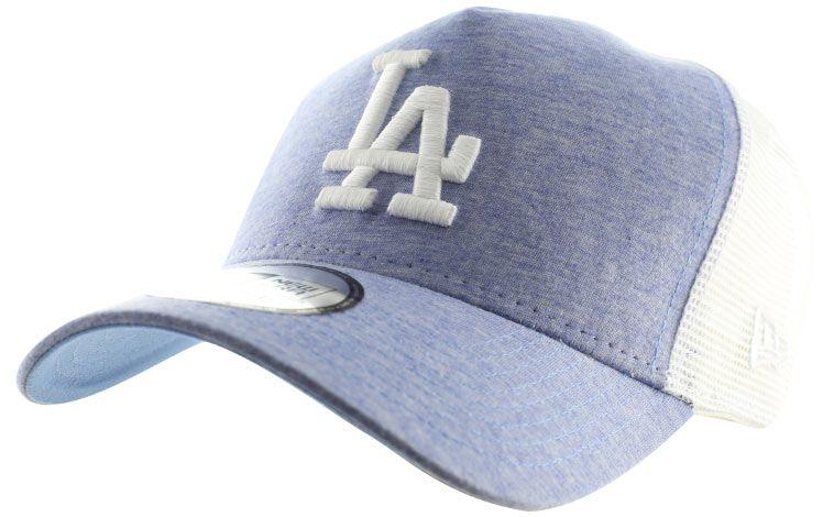 Sélection de Casquettes New Era en promotion - Ex : LA Trucker Market Blue (headict.com)
