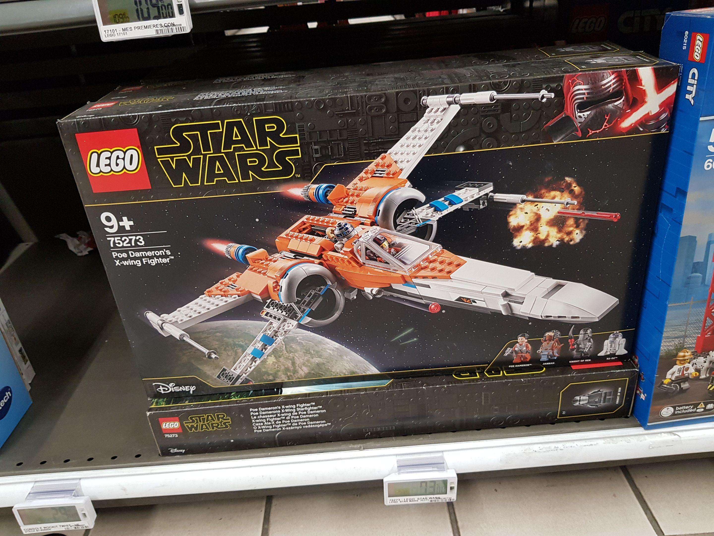 Jouet Lego Star Wars Poe Dameron's X-wing Fighter 75273 - Soissons (02)