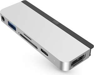 Station d'accueil / hub USB type-C pour iPad Pro Hyper Drive 6-in-1 (HD319)