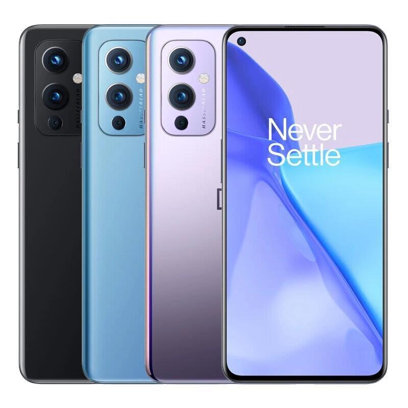 """Smartphone 6.55"""" OnePlus 9 5G - FHD+ 120 Hz, Snapdragon 888, RAM 8 Go, 128 Go, Version CN sans B28 (+ 50€ en Rakuten Points)"""