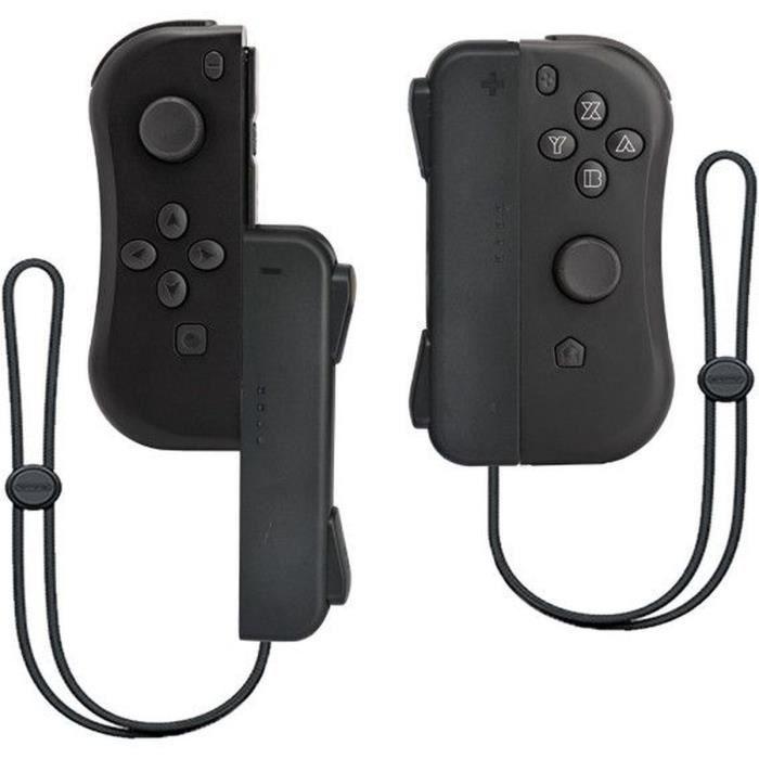 Paire de manettes Under Control IICon sans fil pour Nintendo Switch