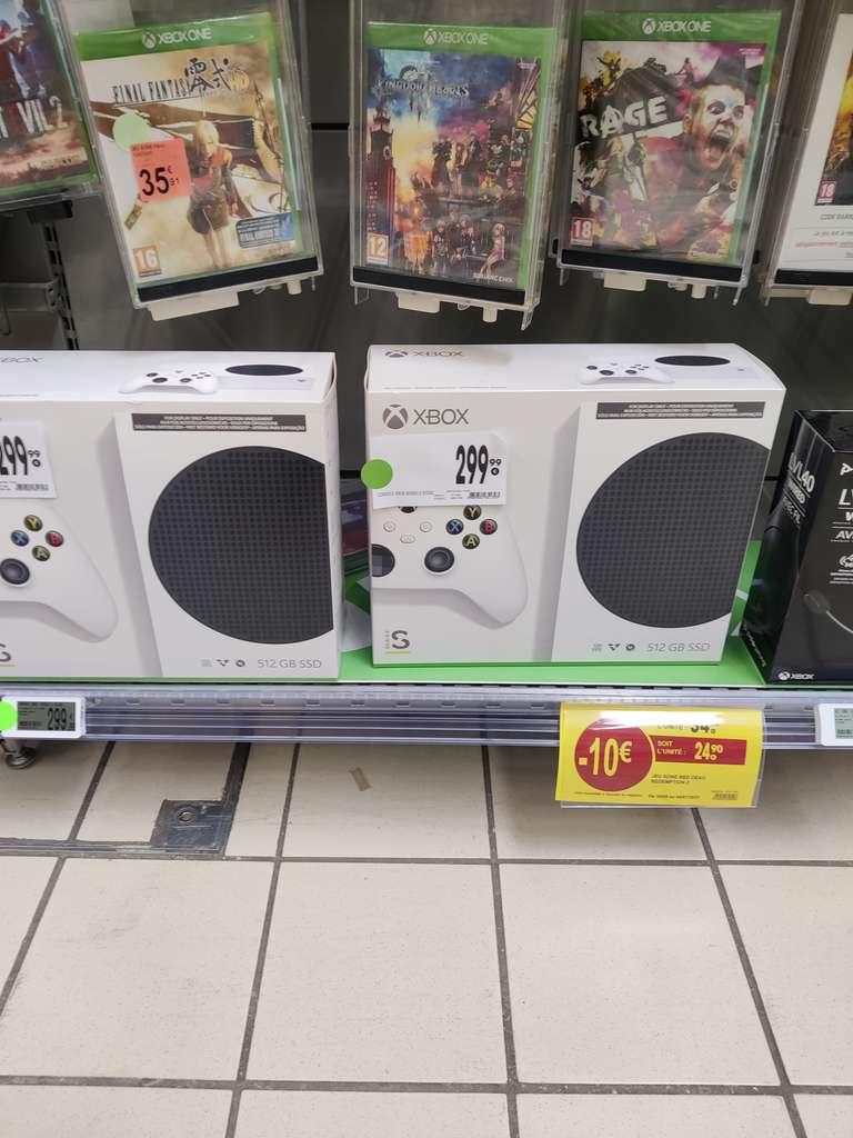 Sélection de consoles en promotion - Ex : Console Microsoft Xbox Series S (512 Go) - Troyes (10)