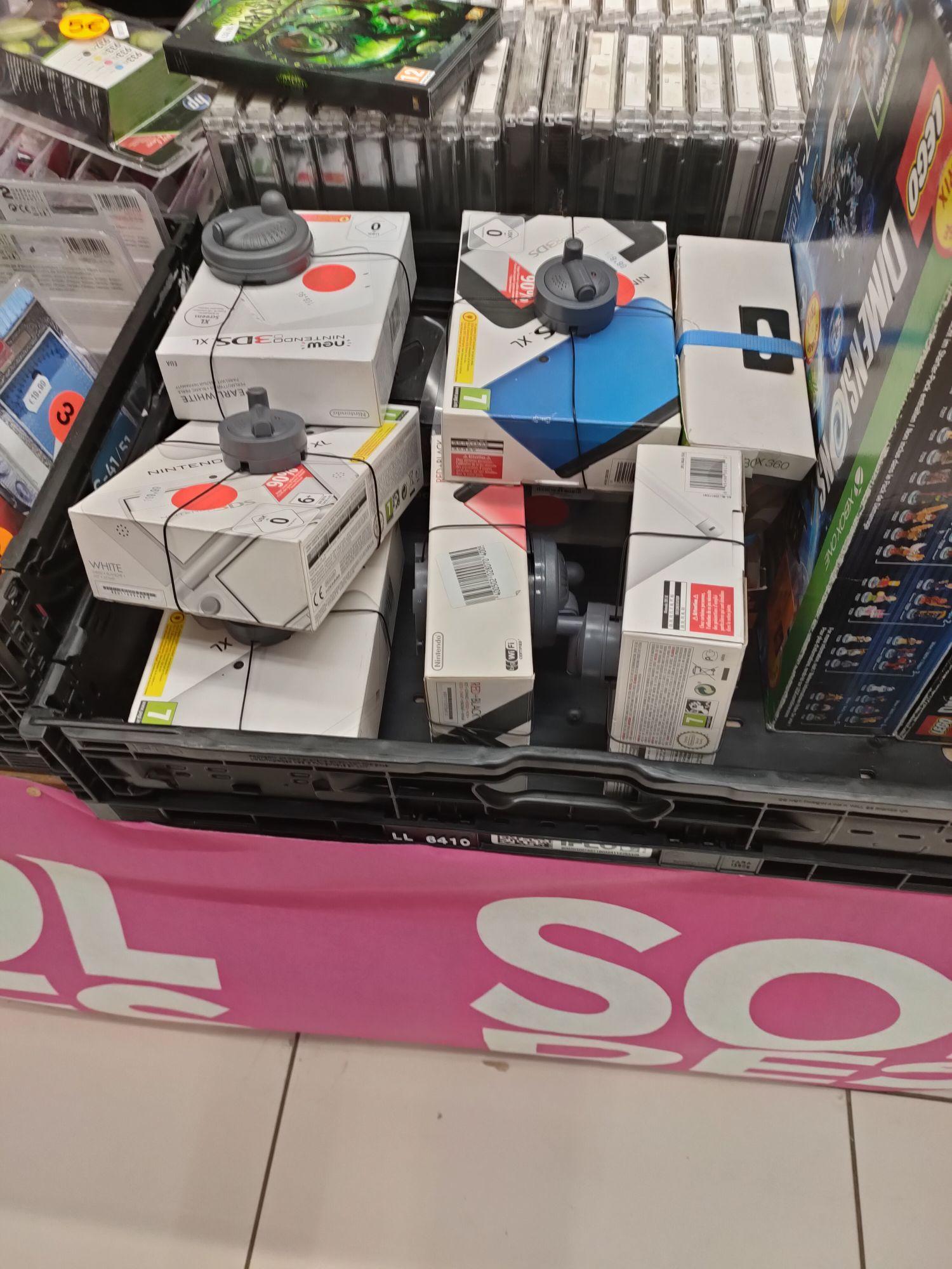Console Nintendo 3DS XL - Beauvais Centre (60)