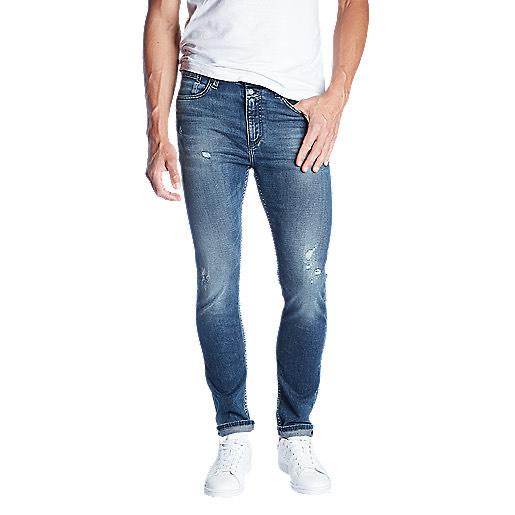 Pantalon skinny Teddy Smith Kurt