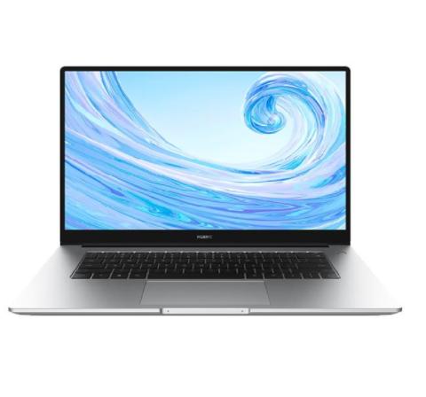"PC portable 15.6"" Huawei MateBook D 15 2021 - i3-10110U, 8 Go RAM, SSD 256 Go, Clavier AZERTY + Souris sans-fil Huawei Bluetooth Mouse"