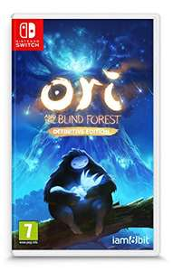 Ori and The Blind Forest Definitive Edition sur Nintendo Switch