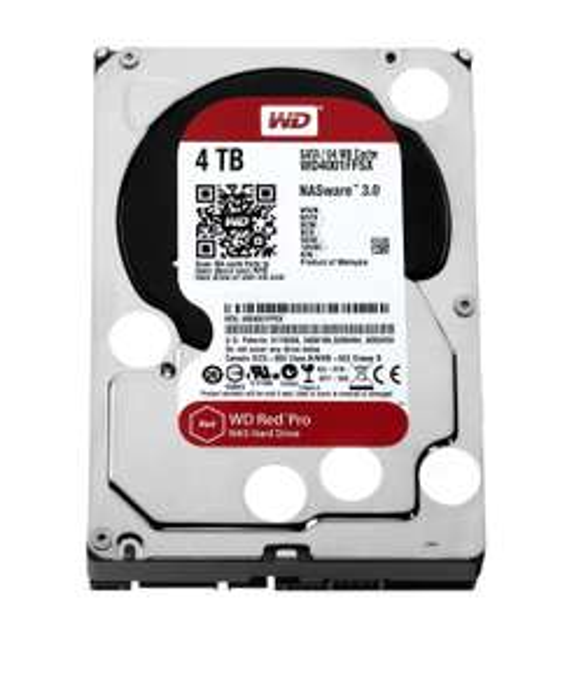 Disque dur interne 3.5'' Western Digital Red Pro SATA III - 4 To