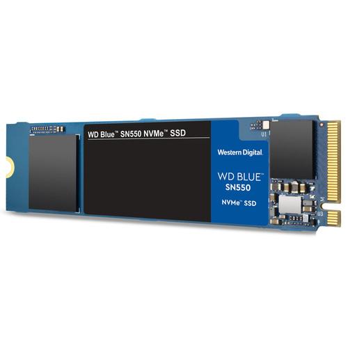 SSD M.2 Western Digital WD Blue SN550 - 250 Go