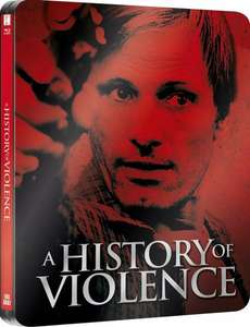 Blu-ray A History of Violence - En édition limitée Steelbook VO