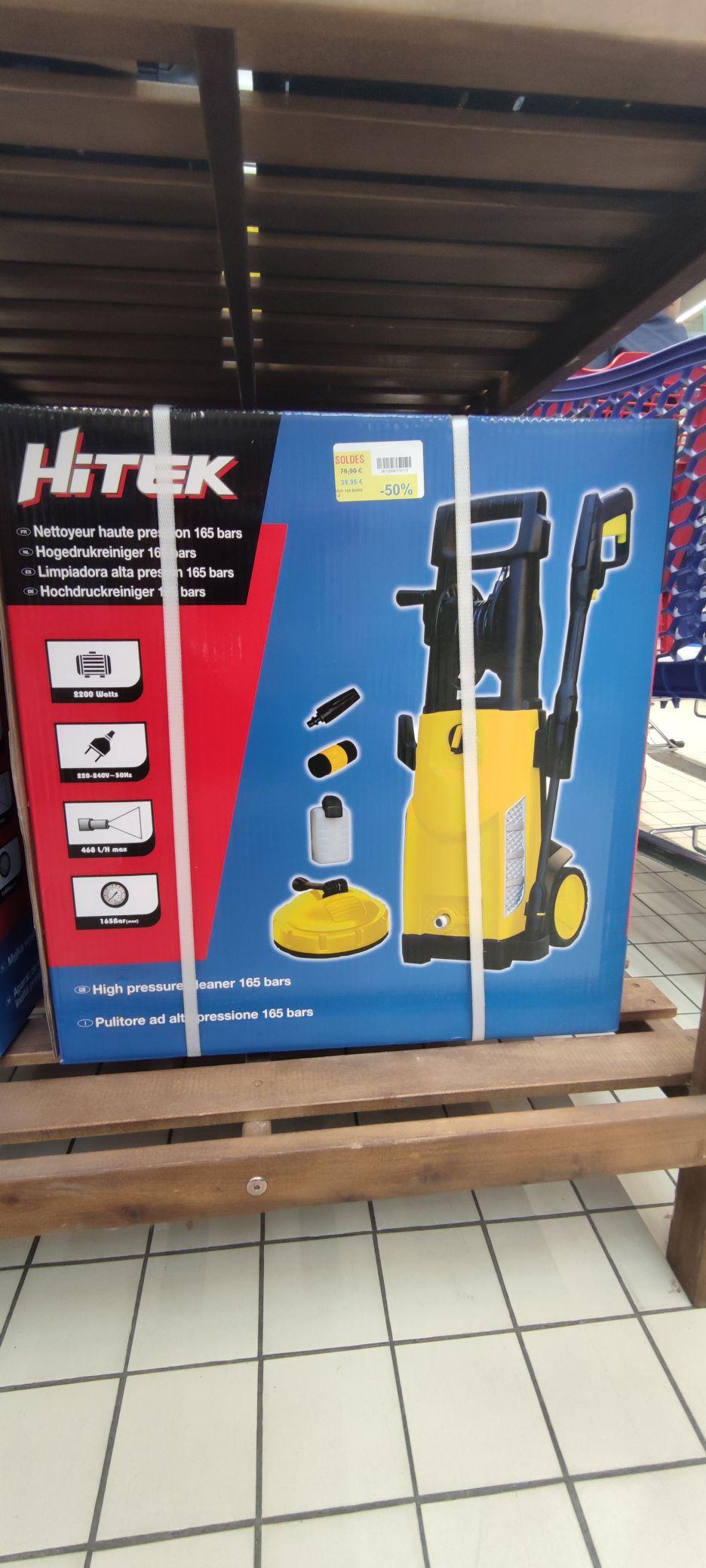 Nettoyeur haute pression Hitek NHP (165 bars) - Labège (31)