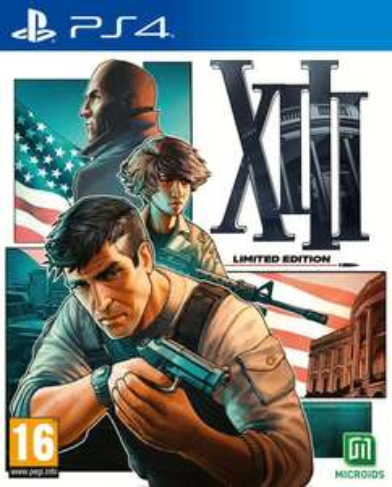 XIII Limited Edition sur sur PS4