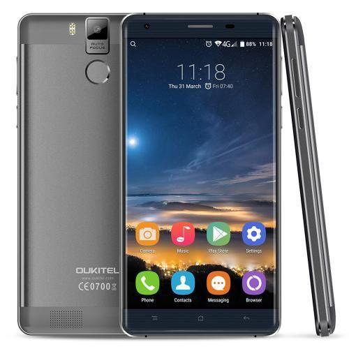 "[Précommande] Smartphone 5.5"" Oukitel K6000 Pro"