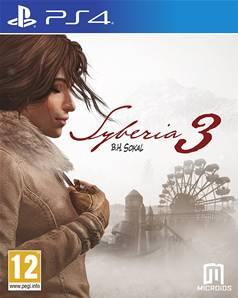 Sélection de jeux en promotion - Ex : Syberia 3 sur PS4 à 5€