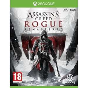 Assassin's Creed Rogue Remastered sur Xbox One
