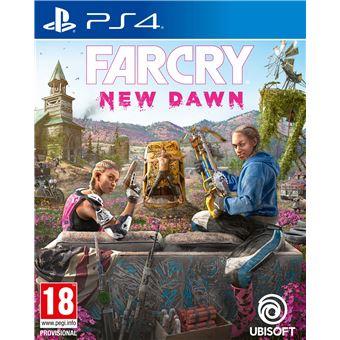 Far Cry 5 New Dawn sur PS4 ou Xbox one