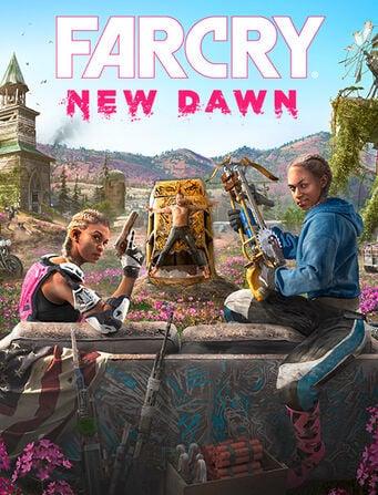 Far Cry 5 New Dawn Edition Standard sur PC (Dématérialisé) - ou Edition Deluxe à 13.75€