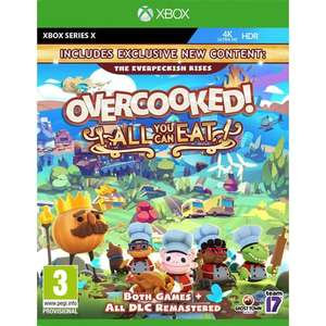 Overcooked! All You Can Eat sur Xbox Series X