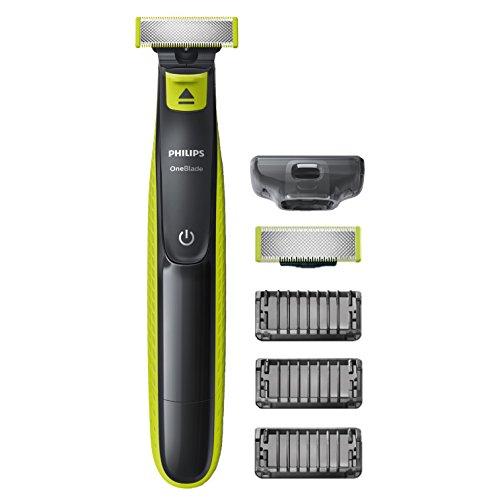 Rasoir électrique Philips OneBlade QP2520/30 + 3 sabots barbe