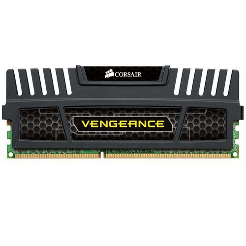 Barrette Mémoire RAM DDR3 Corsair Vengeance 8 Go - 1600 MHz, Cas 10