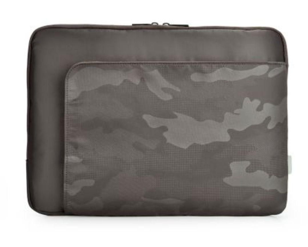 Housse Essentielb Pocket pour ordinateur portable 13-14'' - kaki (Retrait magasin uniquement)