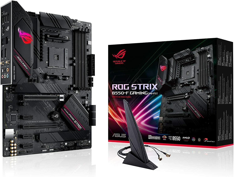 Carte mère Asus ROG Strix B550-F Gaming WIFI - AM4 (Via ODR de 50€)