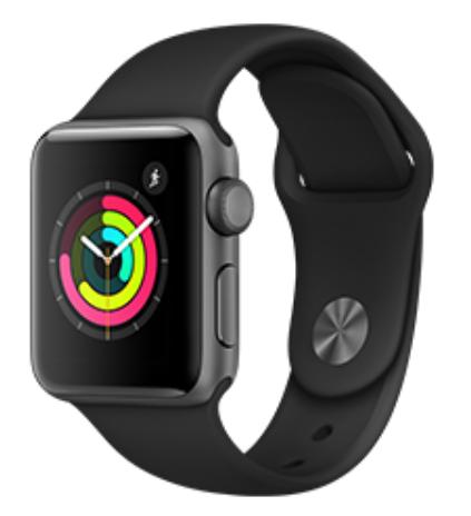 Montre connectée Apple Watch Series 3 GPS - 38 mm