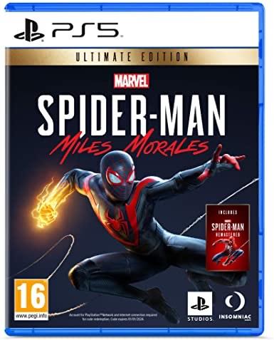 Spider-Man : Miles Morales Ultimate Edition sur PS5