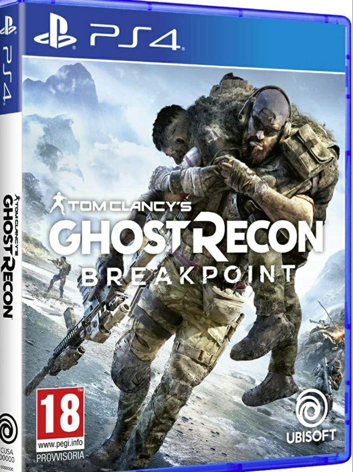 Ghost recon breakpoint sur PS4 (Vendeur tiers)