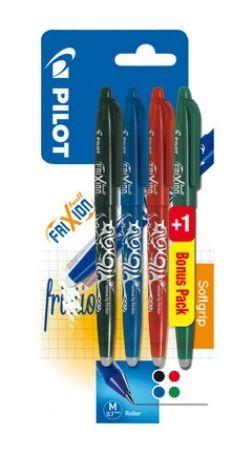 Sélection de stylos Pilot en promotion - Ex: 4 stylos Pilot roller Ball (via 50% sur la carte fidélité)