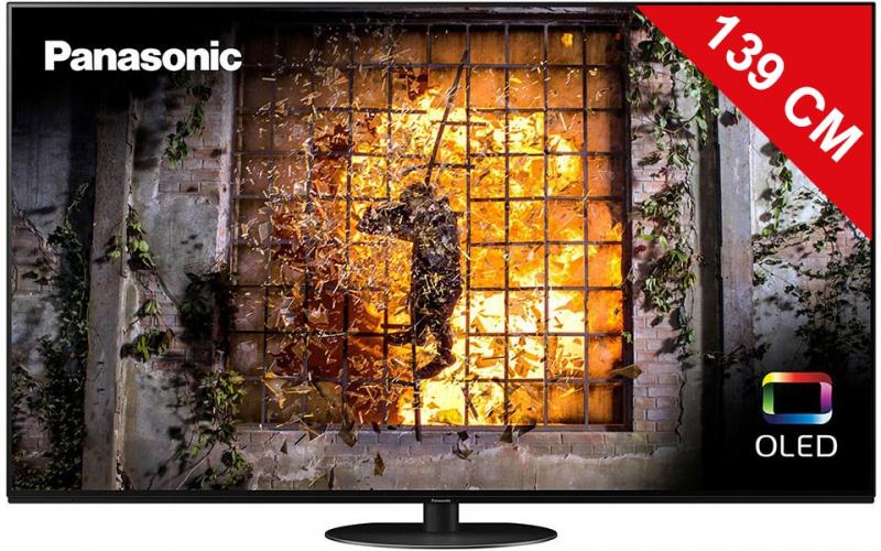 """TV OLED 55"""" Panasonic TX55HZ1000E - UHD 4K, HDR, Smart TV"""