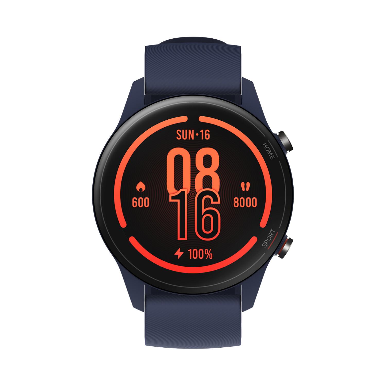 Montre connectée Xiaomi Mi Watch - Bleu (Frontaliers Belgique)