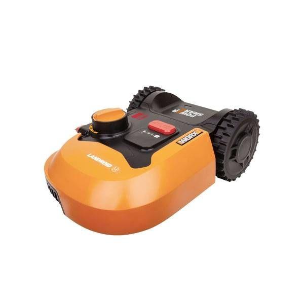 Robot tondeuse connecté Worx Landroid M700 (WR142E) - 700m2 (robocleaners.com)