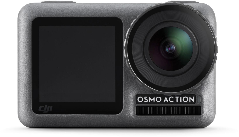 Caméra sportive DJI Osmo Action + Filtre ND Pgytech