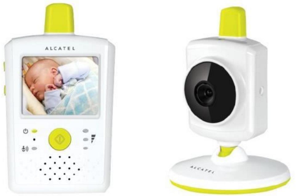 Ecoute Bébé video Alcatel Baby Link 500