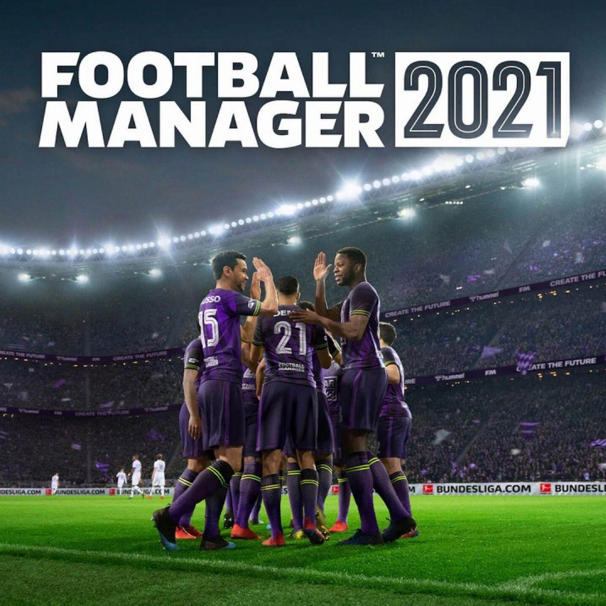 Football Manager 2021 sur Switch (dématérialisé)