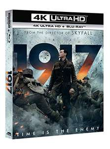 Film Blu-Ray 4K : 1917 (4K Ultra HD + Blu-Ray)