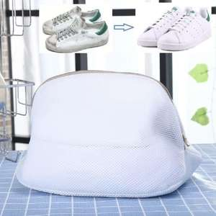 Sac à linge pour chaussures - 3 couches, 42x25x25 cm (vendeur tiers)