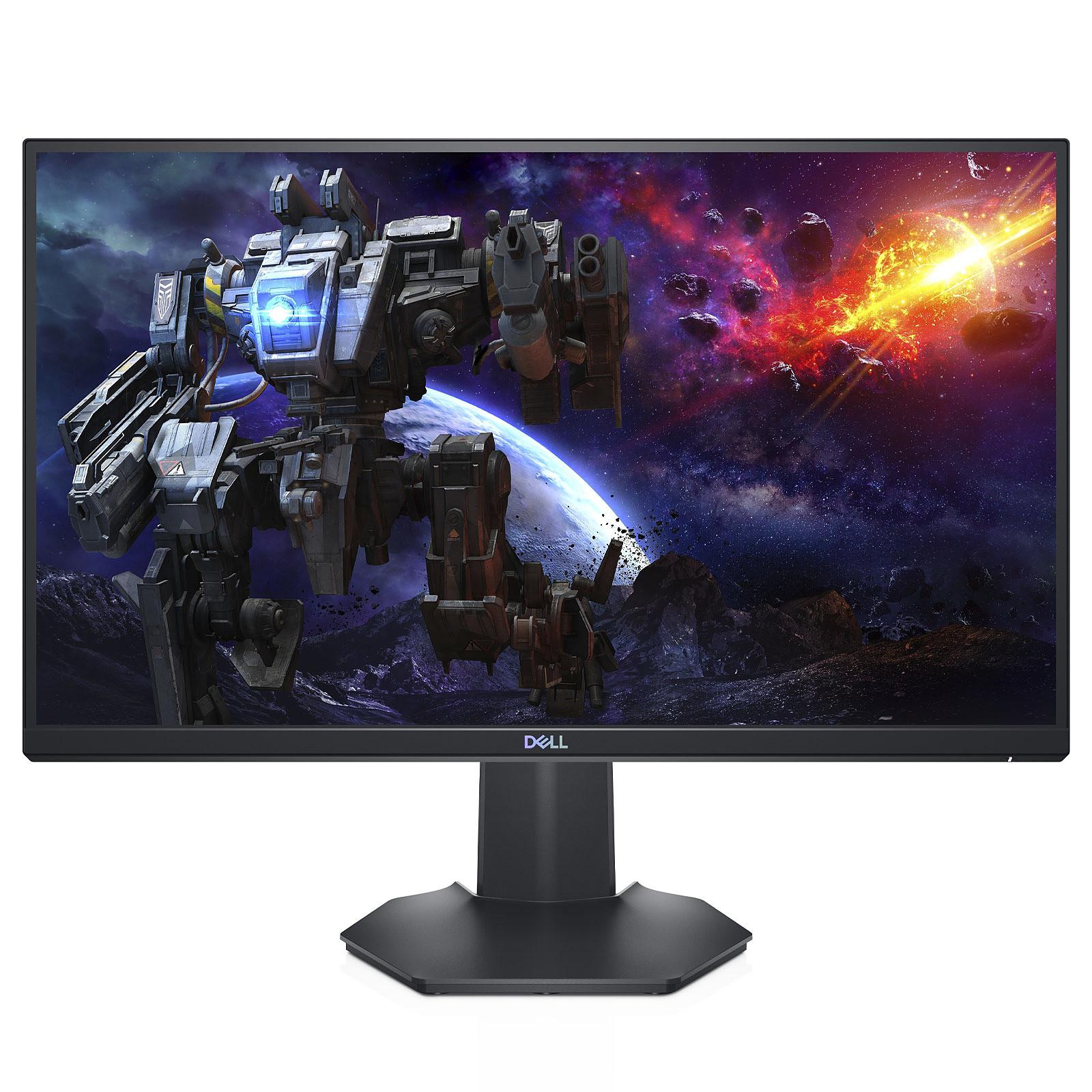 "Ecran PC gamer 24"" Dell S2421HGF - Full HD, 144 Hz, Dalle TN, 1ms, FreeSync / G-sync compatible, Pied Réglable"
