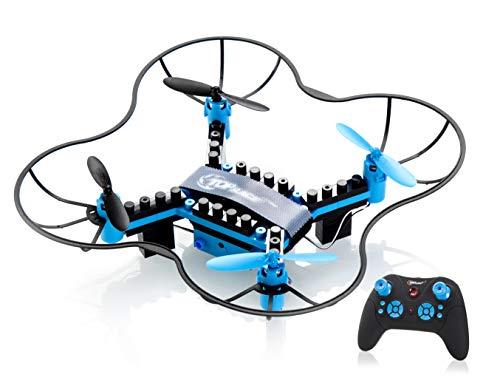 Mini Drone à Monter- Drone Télécommandé à 2.4GHz (TR-D5) pour Les Enfants de 14 Ans et Plus (Vendeur tiers)