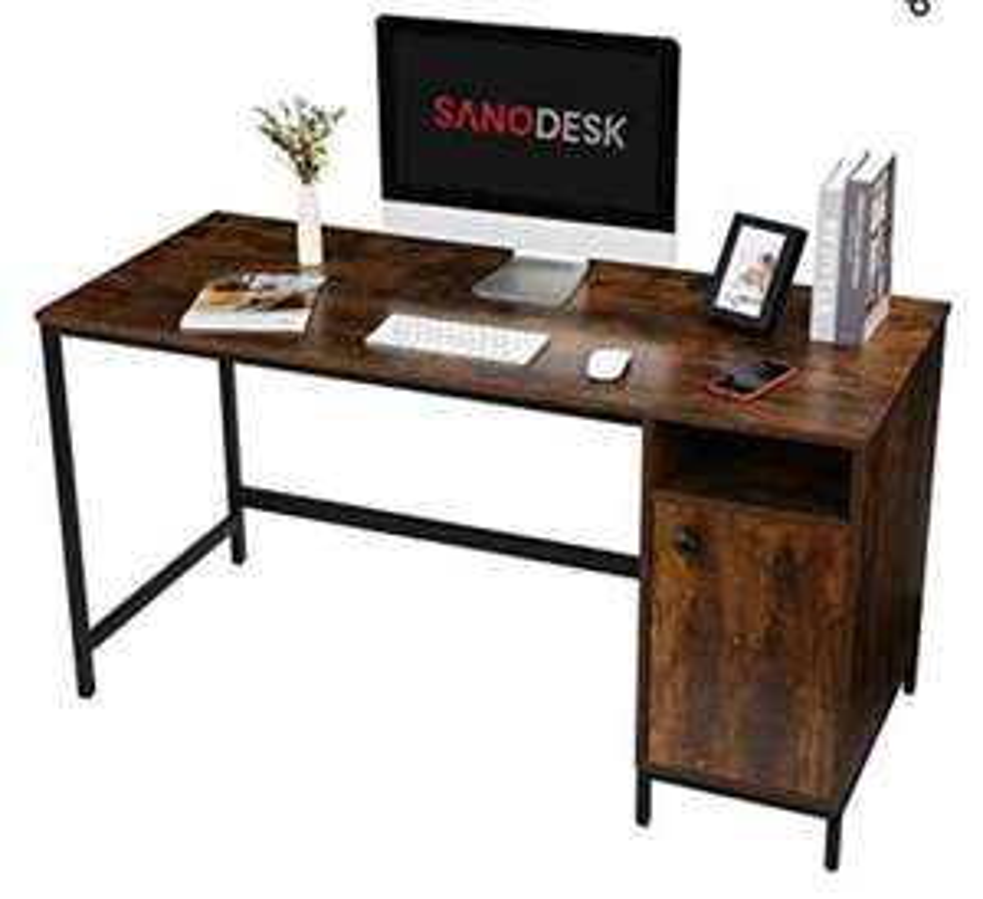 Bureau Sanodesk FD02 - 120 x 60 x 75 cm (Vendeur tiers)